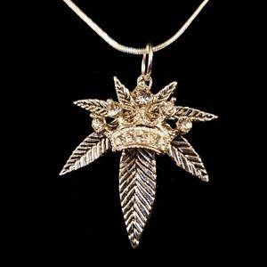 Kush Queen Goddess Necklace